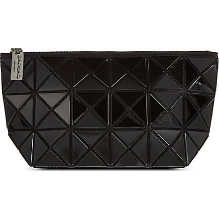 BAO BAO ISSEY MIYAKE Lucent pouch (Black
