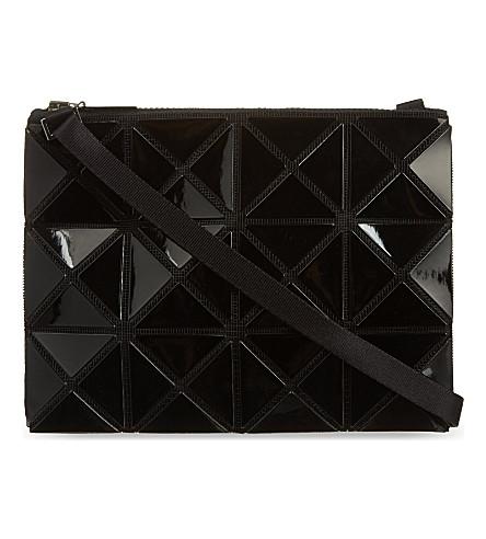 BAO BAO ISSEY MIYAKE Mini cross-body bag (Black