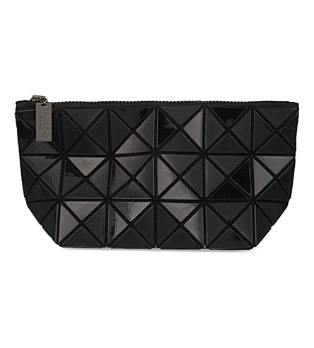 BAO BAO ISSEY MIYAKE Prism small make-up bag (Black