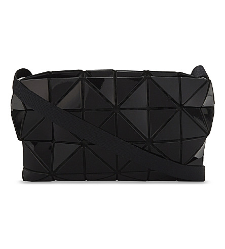 BAO BAO ISSEY MIYAKE Carton S cross-body bag (Black