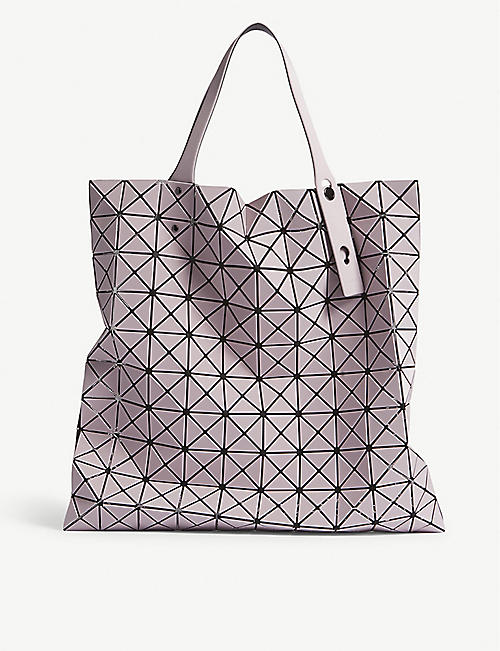 BAO ISSEY MIYAKE Prism Frost PVC Tote
