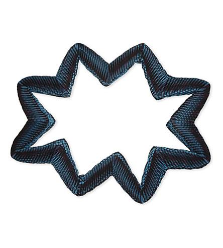 ISSEY MIYAKE Planet bolero scarf (Blue