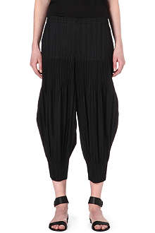 PLEATS PLEASE ISSEY MIYAKE Hareem pleated trousers