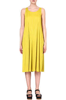 PLEATS PLEASE ISSEY MIYAKE Pleated jersey dress