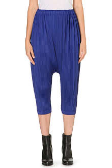 PLEATS PLEASE ISSEY MIYAKE Pleated hareem trousers