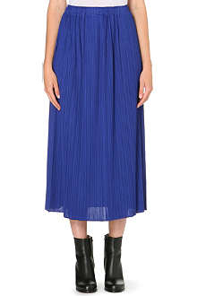 PLEATS PLEASE ISSEY MIYAKE Pleated midi skirt