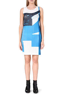 PLEATS PLEASE ISSEY MIYAKE Life Elephant pleated dress