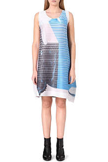 PLEATS PLEASE ISSEY MIYAKE Bounce Elephant pleated dress