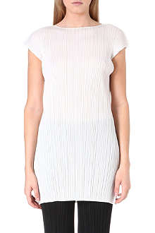 PLEATS PLEASE ISSEY MIYAKE Pleated tunic top