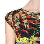 Pleats Please Issey Miyake: Desert plants pleated dress | Clothing > Dresses,Clothing -  Hiphunters Shop