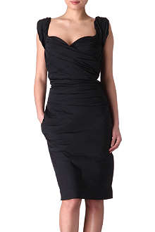 VIVIENNE WESTWOOD Ruched dress