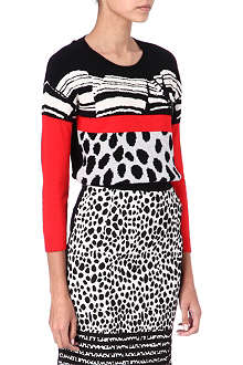 PREEN Patterned jumper