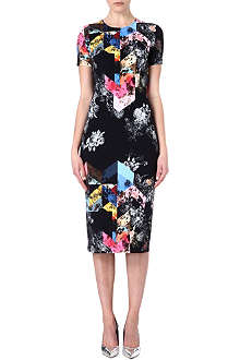 PREEN Printed jersey dress