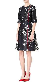 PREEN Atlantic printed dress