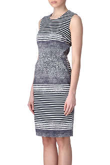 PREEN Ava patterned dress