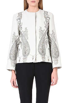 ETRO Embroidered brocade jacket