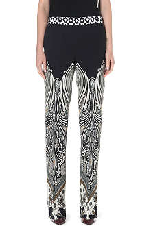 ETRO Paisley trousers