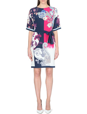 ETRO Silk floral dress