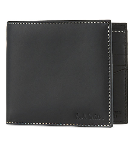 PAUL SMITH ACCESSORIES Naked Lady wallet (Black