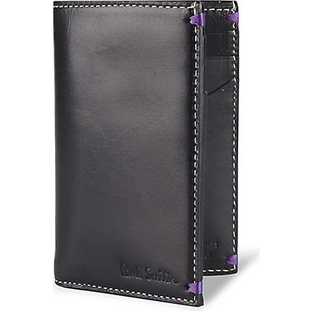 PAUL SMITH ACCESSORIES Naked Lady card wallet (Black
