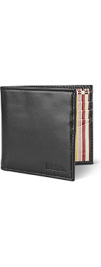PAUL SMITH ACCESSORIES Interior multi-striped billfold wallet