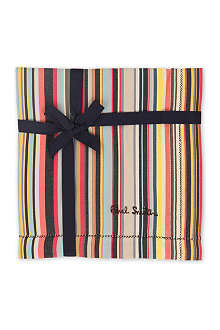 PAUL SMITH ACCESSORIES Multi-striped handkerchief
