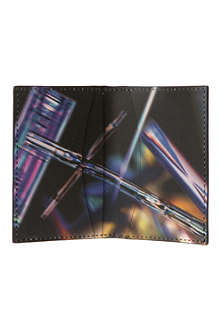 PAUL SMITH ACCESSORIES Printed-interior card holder