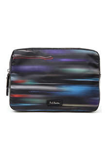 PAUL SMITH ACCESSORIES Printed wash bag