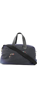 PAUL SMITH ACCESSORIES Mini-print holdall