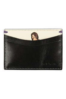 PAUL SMITH ACCESSORIES Naked Lady card holder