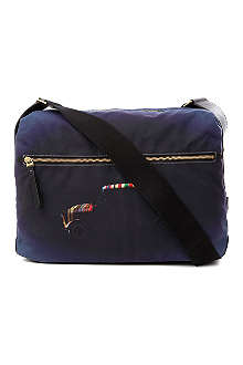 PAUL SMITH Mini Highlight flight bag