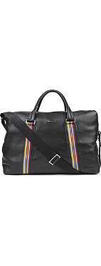 PAUL SMITH ACCESSORIES Brodie large leather holdall