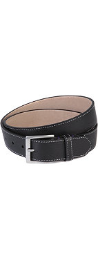 PAUL SMITH ACCESSORIES Mini Silhouette Tip leather belt