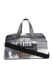 PAUL SMITH ACCESSORIES Mini Puddle Reflection holdall