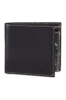 PAUL SMITH Glamourama foldover wallet