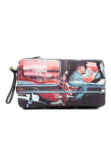 PAUL SMITH Fieger taxi wash bag