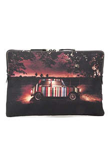 PAUL SMITH Mini Langar Hall laptop case 15
