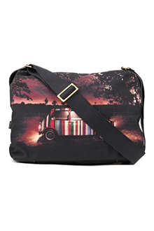 PAUL SMITH Mini Langar Hall flight bag