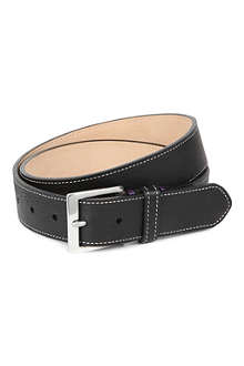 PAUL SMITH Mini Langar Hall tip leather belt