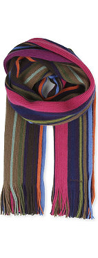 PAUL SMITH Bright lamora scarf