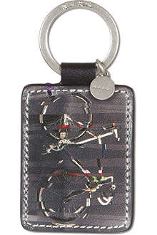 PAUL SMITH Bikes keyring
