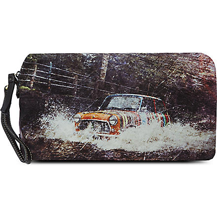 PAUL SMITH Mini in ford wash bag (Mini