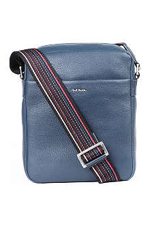 PAUL SMITH City Webbing reporter bag