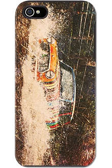 PAUL SMITH Mini Rufford Park Print iPhone 5 Case