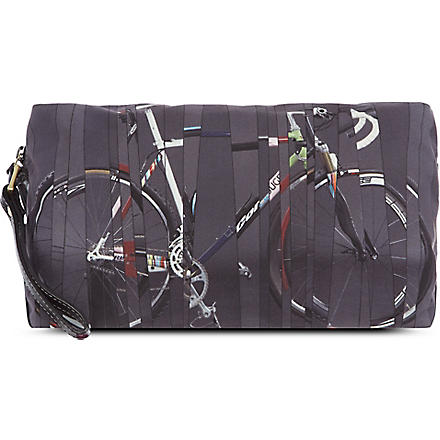 PAUL SMITH Bike wash bag (Black