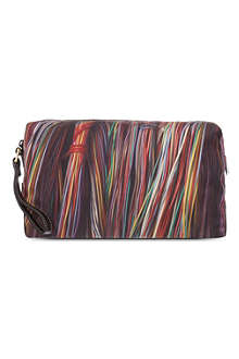 PAUL SMITH Coloured Wires wash bag