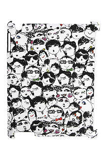 LANVIN Visages iPad case