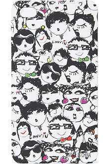 LANVIN Faces iphone cover