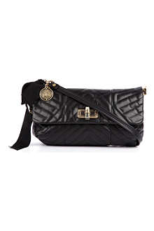 LANVIN Happy Poppy quilted shoulder bag