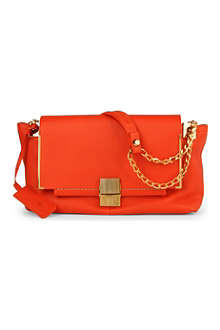 LANVIN New Partition large shoulder bag
